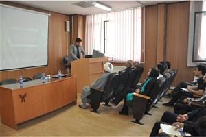 گرامیداشت روز ملی خلیج فارس در دانشگاه آزاد اسلامی مشهد/ دکتر عجم: نام خلیج عربی در هیچ مکتوب عربی وجود ندارد