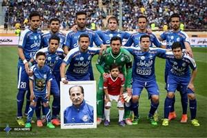 باشگاه استقلال نگران ستاره هایش است/عکس