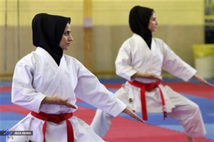 اردوی تیم ملی کاراته بانوان و آقایان تشکیل می شود