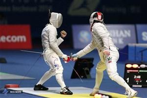 تیم دانشگاه آزاد اسلامی، نماینده شمشیربازی ایران در المپیک ریو