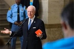 دیمیستورا ۱۸ مه به شورای امنیت گزارش میدهد