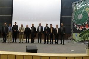 مراسم تجلیل استادان برتر واحد گرگان با حضور عضو شورای راهبردی فرهنگی و اجتماعی دانشگاه آزاد اسلامی