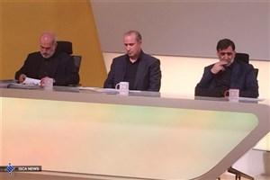 مناظره نامزدهای ریاست فدارسیون در برنامه 90