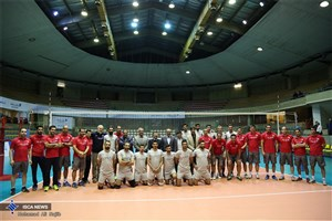 برنامه مسابقات والیبالیستهای ایرانی در ژاپن