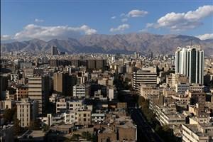 هوای پایتخت در پنجمین روز پیاپی پاک است