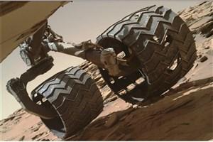 وضعیت نامناسب «کنجکاوی» در مریخ!