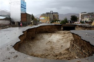 5.4 هزار میلیارد ریال؛ خسارت سیل به جاده از ابتدای 1395