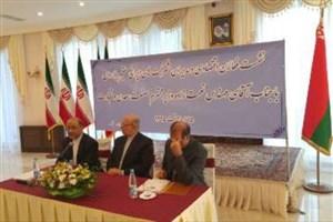 توافق ایران و بلاروس برای راه اندازی خط مونتاژ اتوبوس و کامیون دیزلی و گازی ماز