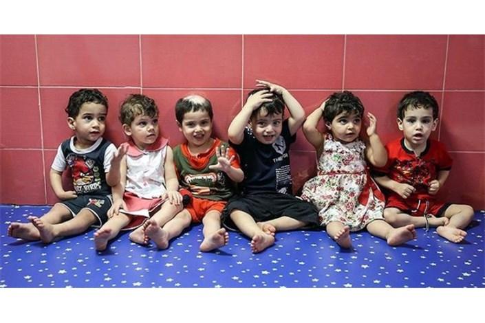 مراکز نگهداری از کودکان بی سرپرست