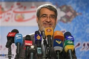 وزیر کشور: برخورد با بدپوششان مورد توجه گشت امنیت اخلاقی قرار گرفته است