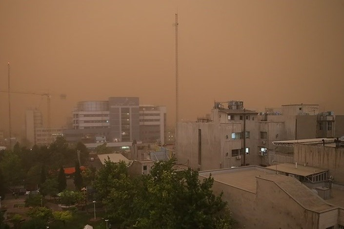 باد و باران شدید از عصر امروز در تهران/ تگرگ امشب را جدی بگیرید