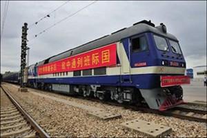 افزایش مبادلات چین و ایران با راهاندازی خط آهن مستقیم ایوو- تهران