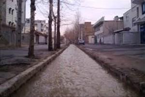 عامل آبگرفتگی ظرفیت پایین برخی از نهرها است