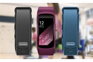 رونمایی از نسل جدید دستبند هوشمند سلامت و تناسباندام سامسونگ/عکس