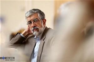 حداد عادل: نامزد انگلیسی در انتخابات خبرگان٩٤ نداشتیم/ دلواپستر از همه دلواپسان خود آقای روحانی است/ تنها کسی که واکنشاش غیرقابل پیشبینی بود آقای احمدینژاد بود