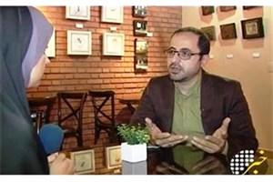 ویدیو / گفتگو با فاضل نظری ، شاعر عاشقانه شهرزاد