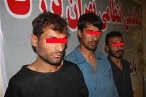 حمله افغانهای زورگیر به خانه زنان تنهابه ایستکاه آخر رسید/ زورگیران ا را شناسایی کنید