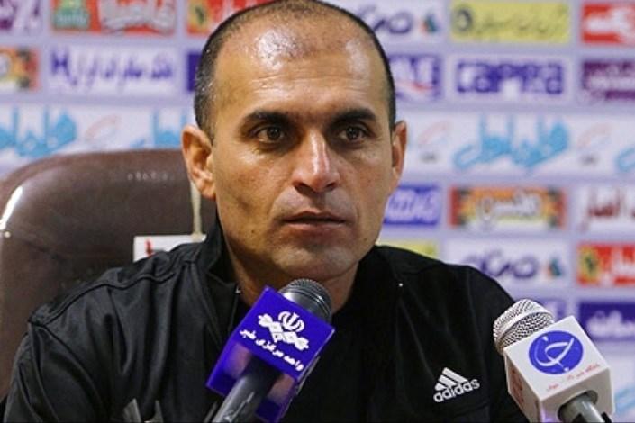 ویسی: مرا کنار بگذارند اما مشکلات استقلال خوزستان را برطرف کنند/ یک نفر در باشگاه ما موش می دواند