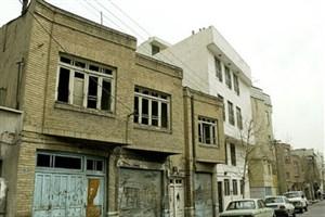 40 درصد تهرانیها در بافت ناپایدار و فرسوده زندگی می کنند