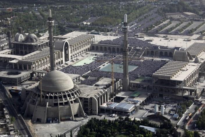 رئیس کمیته عمران شورای شهر تهران: واگذاری ساخت مصلی به شهرداری تهران منتفی شد