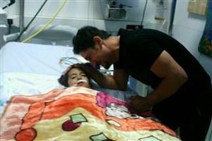 برای کسی مهم نیست دختر 6 ساله  ام گوشه بیمارستان در حال جان دادن است