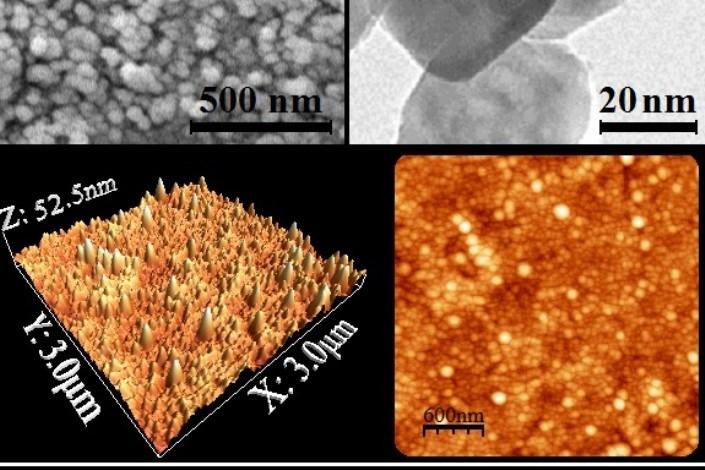 توسط محققان واحد علوم و تحقیقات صورت گرفت;رشد لایه های نازک اکسید روی با استفاده از فناوری پلاسما