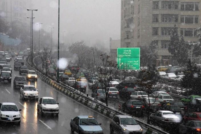 ورود سامانه بارشی به کشور/گرد و غبار در راه ایلام و خوزستان