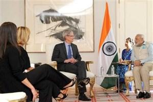 سفر ناگهانی تیم کوک به هند؛ احتمال گشایش اولین اپل استور در این کشور