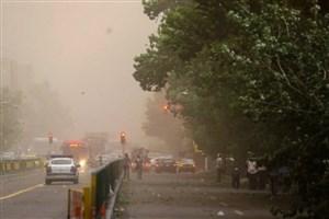 هوای تهران بر ای گروه های حساس ناسالم است