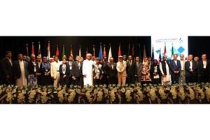 گشایش اجلاس سران آیورا  در اندونزی