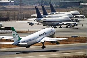 اقدام حقوقی علیه ایرلاینهای بدهکار به شرکت فرودگاههای کشور