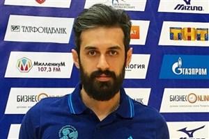 سعید معروف: هیچ بازیکنی کم کاری نکرد