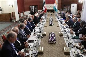روحانی: چابهار میتواند هاب ترانزیت شمال و جنوب و مرکز همکاریهای چند جانبه در منطقه شود/مودی: خواهان روابط راهبردی میان ایران و هندوستان هستیم