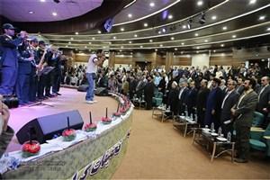 سخنان طه هاشمی، طباطبایی و عباسپور در بزرگداشت شهدای مدافع حرم دانشگاه آزاد اسلامی