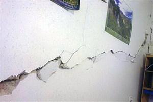 زلزله بجنورد خسارت جانی نداشت/ وقوع ۴ پس لرزه