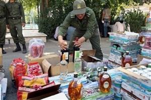 امحای  مشروبات الکلی دستسازدر شهرستان هریس