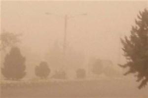 قطع برق در روستای ریگان به علت وقوع طوفان شن/مراجعه ۱۵ نفر به مراکز درمانی
