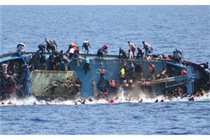 کشته و مفقود شدن 19 پناهجو در دریای سیاه