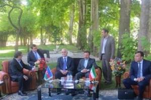 واعظی: احداث راه آهن دوستی ایران و آذربایجان شتاب می گیرد