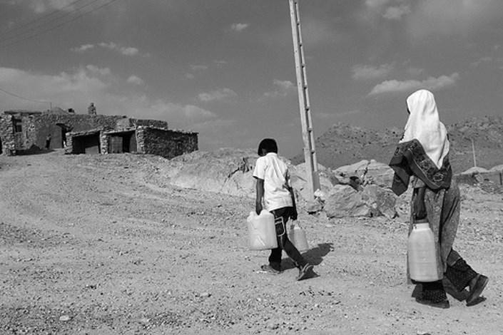 وضعیت آب در کرمان