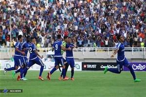 استقلال خوزستان یک-  الفتح عربستان صفر/  نخستین برد شیرین نماینده ایران در آسیا
