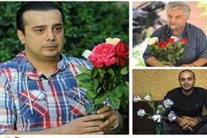 """پویش ملی """"قلیانها را گلدان کنیم"""" با حمایت هنرمندان و ورزشکارانآغاز شد"""