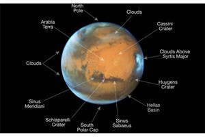 Mars Reaches its Closest Approach to Earth for 11 Years