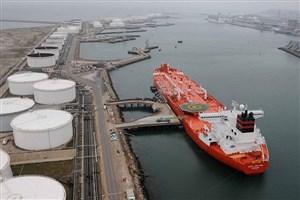 صادرات  ۲۴۰ میلیون بشکه نفت سبک ایران از پایانه خارک