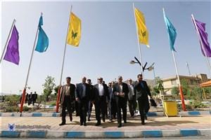 IAU President Unveils Arak Civil Projects