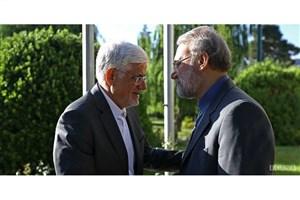 رحیمیجهانآبادی مطرح کرد:درخواست عارف  از اعضای فراکسیون امید  برای رای به  لاریجانی