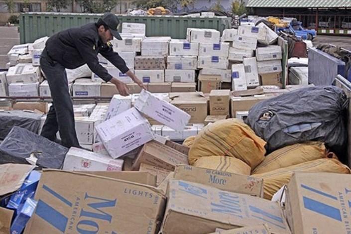 کشف کالای قاچاق درآذربایجان شرقی