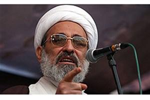حضور نماینده رهبر انقلاب در مراسم تشییع شهدای حادثه تروریستی اهواز