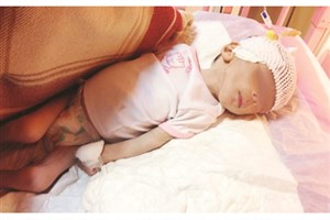 پایان زندگی نوزاد ٤ ماهه پس از ٢٠ روز جدال با موادمخدر