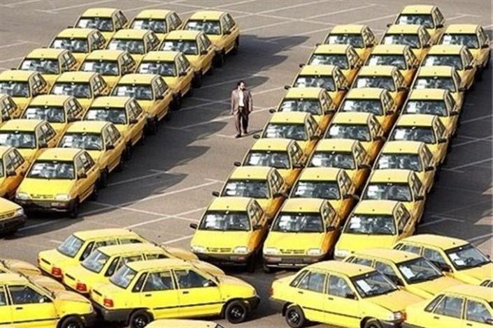 موانع نوسازی تاکسی های فرسوده پایتخت